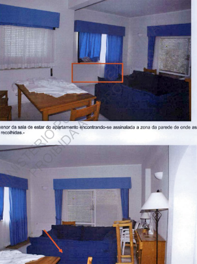 Picture Gallery Analysis Of Madeleine Police File